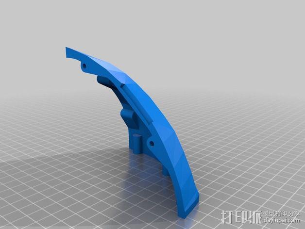 《光晕(halo)》头盔 3D模型  图75
