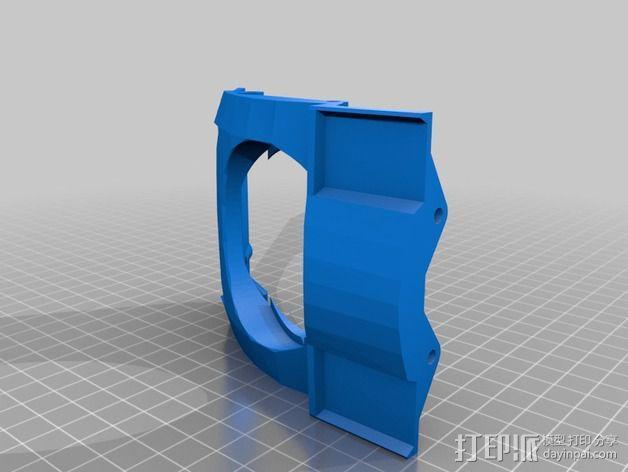 《光晕(halo)》头盔 3D模型  图87