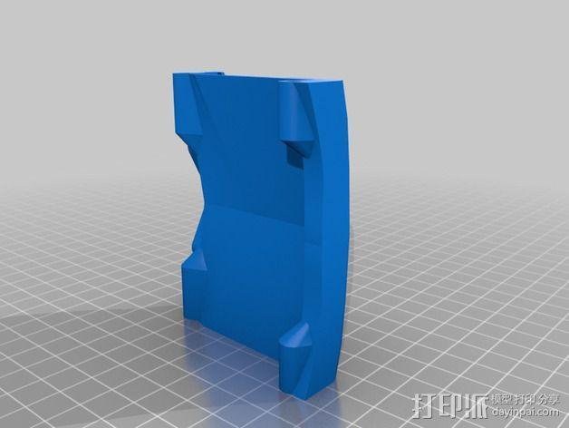 《光晕(halo)》头盔 3D模型  图91
