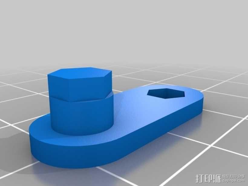 Brabeast 风力仿生兽 3D模型  图11