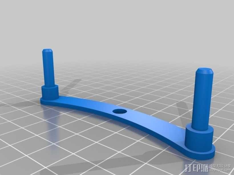 Brabeast 风力仿生兽 3D模型  图14