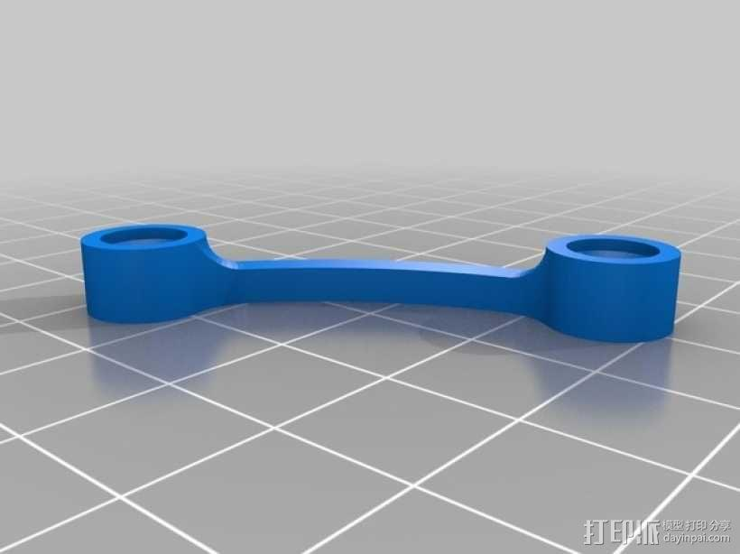 Brabeast 风力仿生兽 3D模型  图17