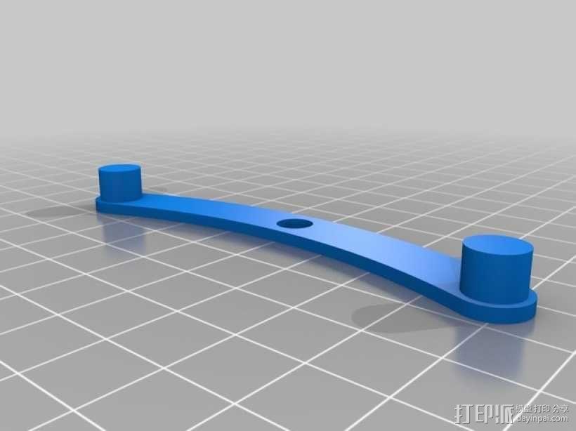 Brabeast 风力仿生兽 3D模型  图19