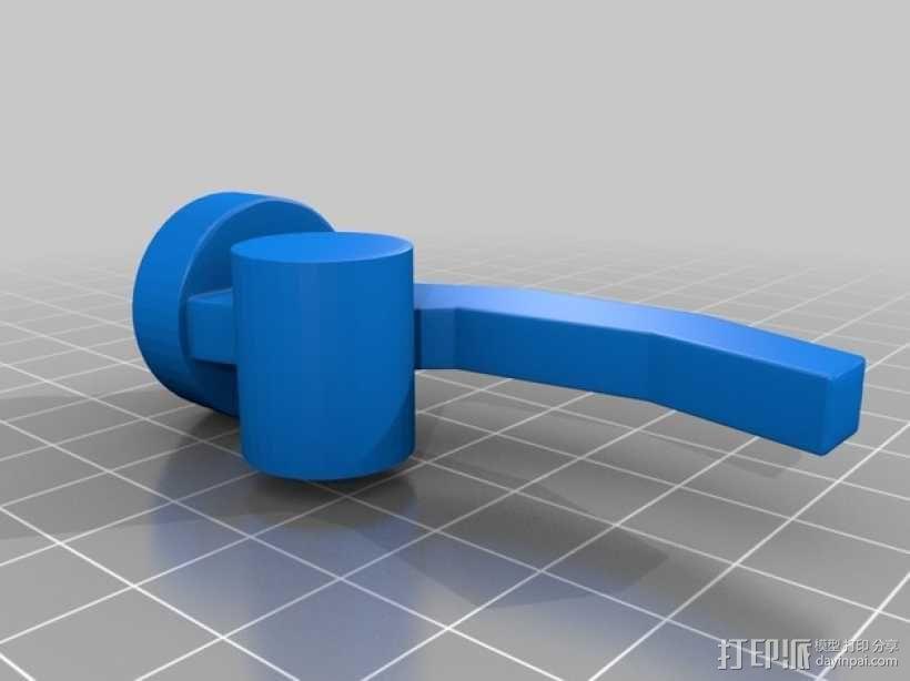 机器人 玩偶 3D模型  图7
