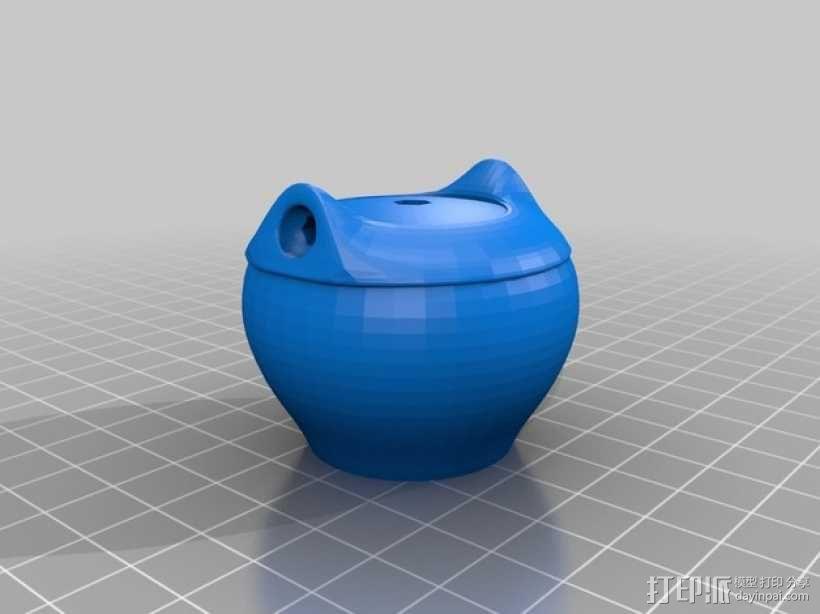 机器人 玩偶 3D模型  图9