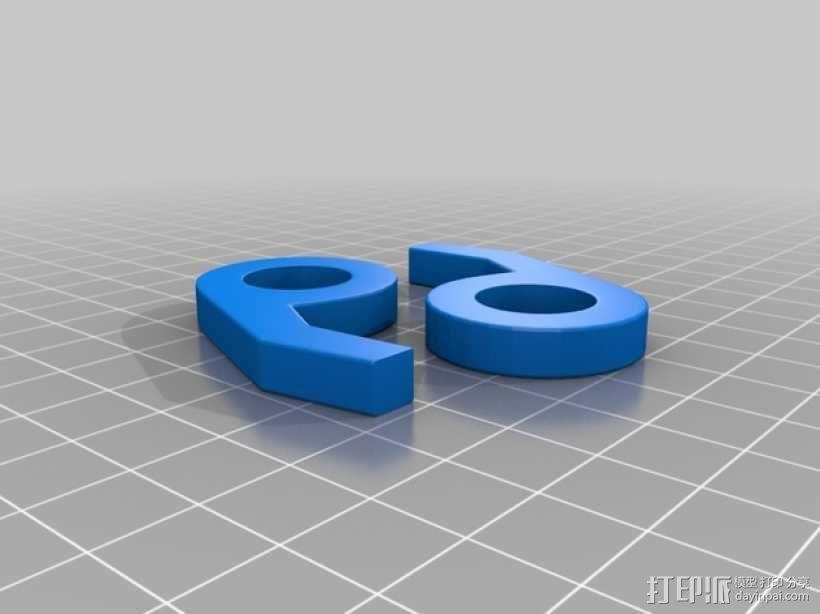机器人 玩偶 3D模型  图8