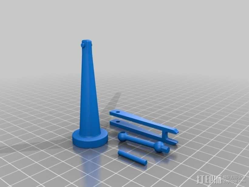 机器人 玩偶 3D模型  图11