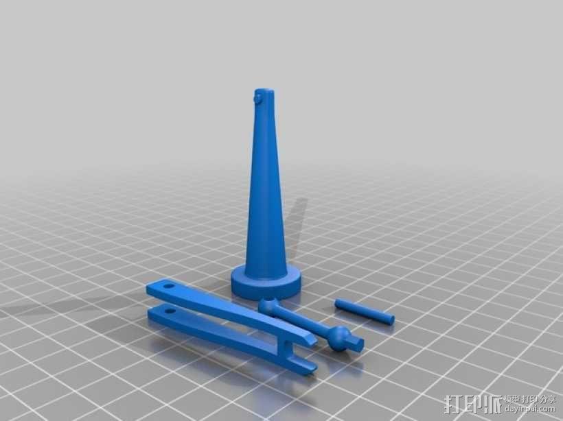 机器人 玩偶 3D模型  图12