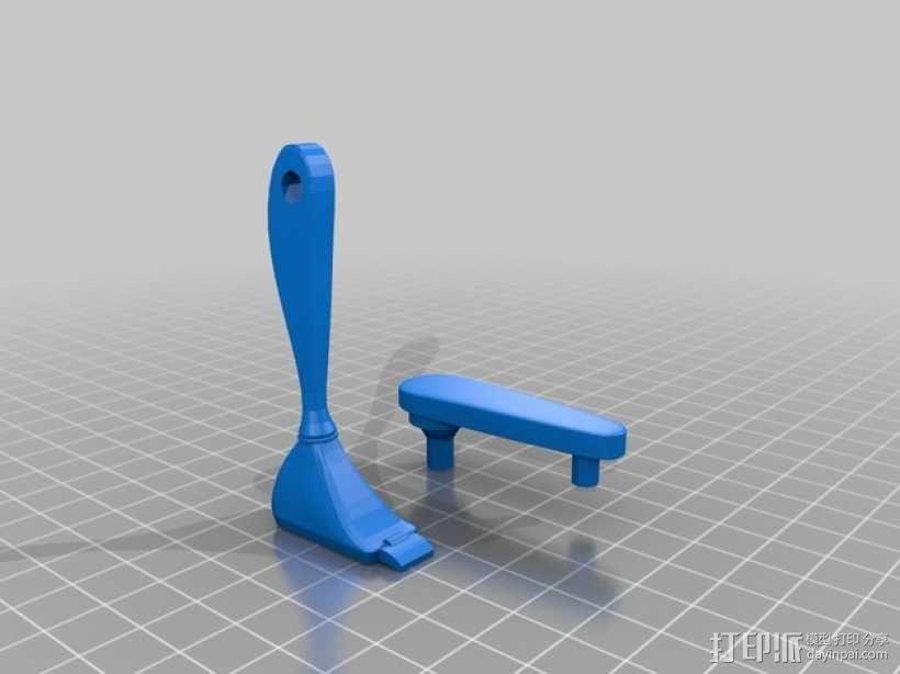 机器人 玩偶 3D模型  图13