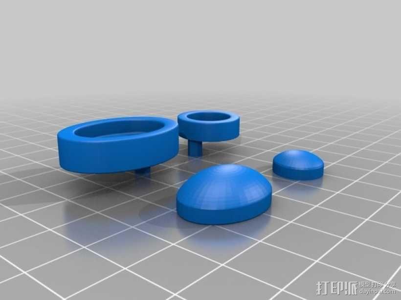 机器人 玩偶 3D模型  图18