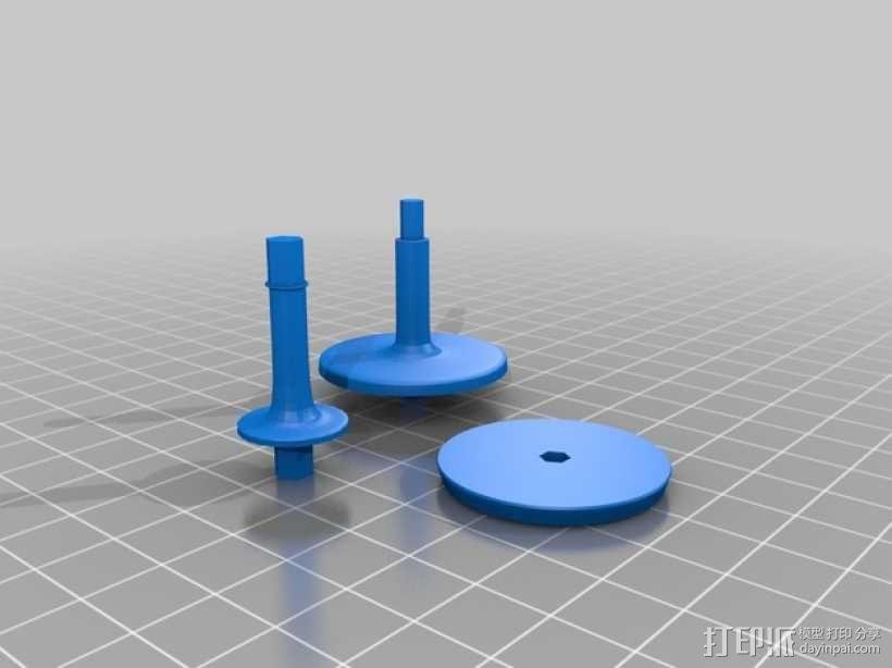 机器人 玩偶 3D模型  图20
