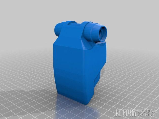 《星球大战》B1战斗机器人 3D模型  图9