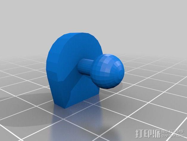 《星球大战》B1战斗机器人 3D模型  图11