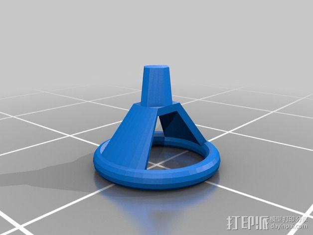 经典蝙蝠车 3D模型  图19