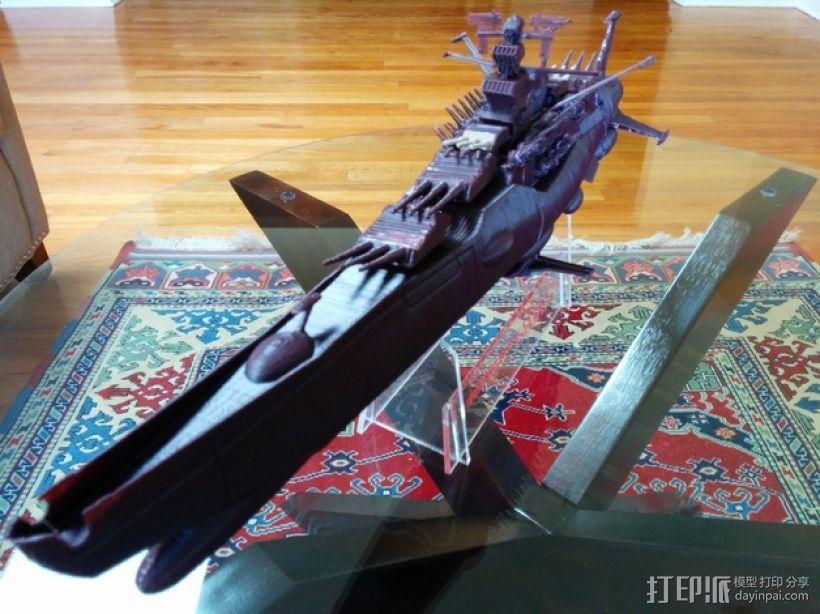 宇宙飞船 3D模型  图1