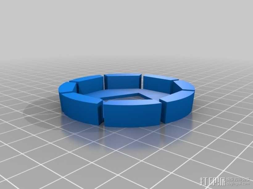 戴立克 3D模型  图3