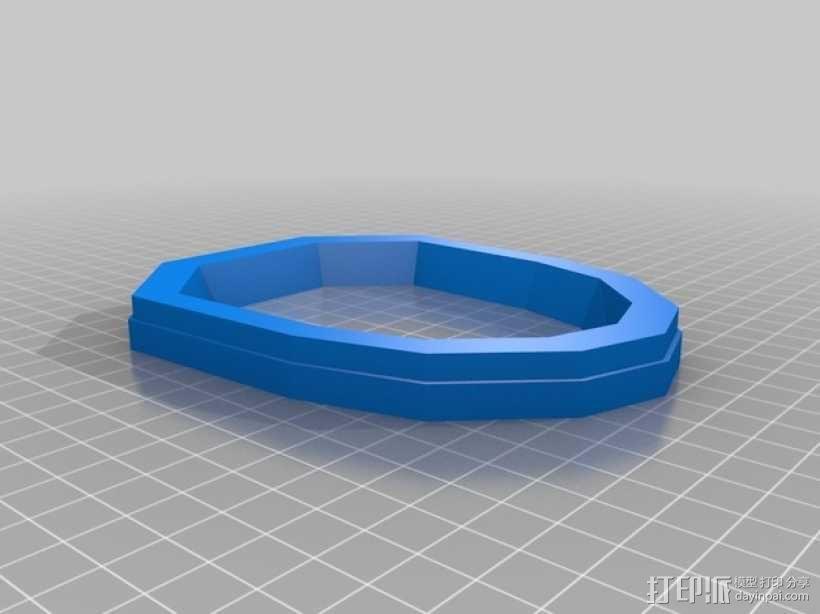 戴立克 3D模型  图2
