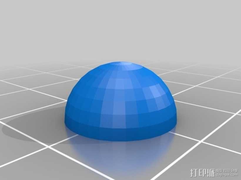 戴立克 3D模型  图6