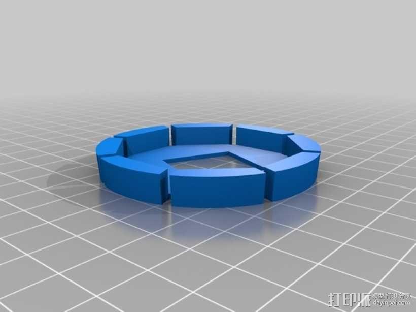 戴立克 3D模型  图4