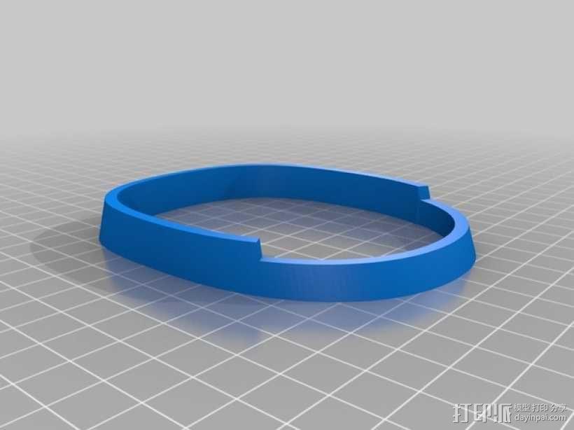 戴立克 3D模型  图8