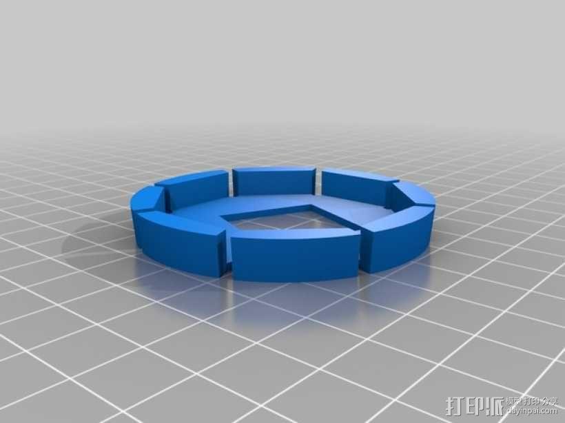戴立克 3D模型  图11