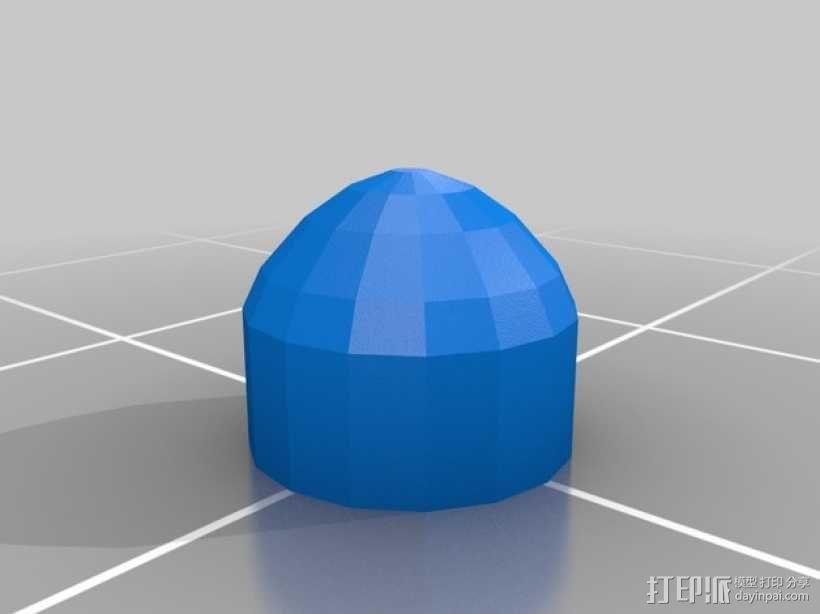 戴立克 3D模型  图16