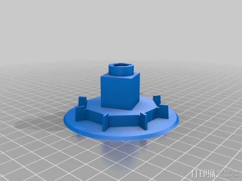 戴立克 3D模型  图17