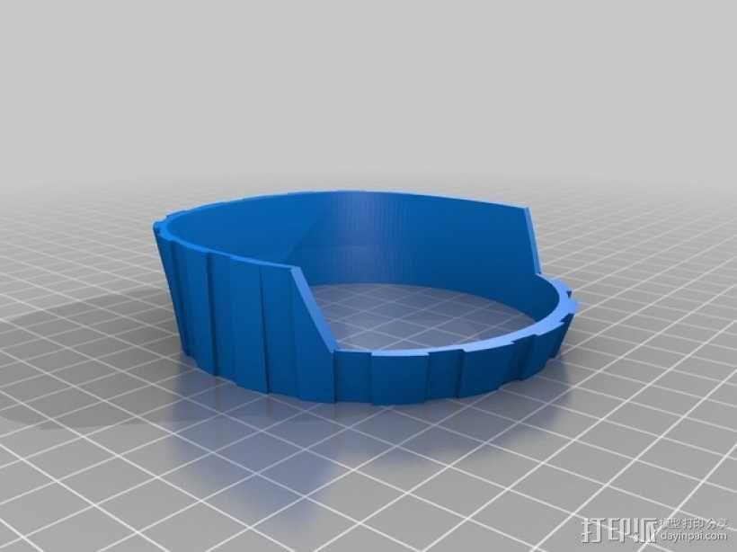 戴立克 3D模型  图18