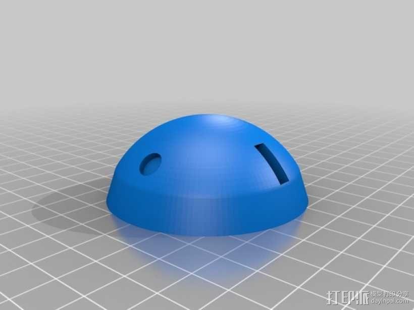 戴立克 3D模型  图19