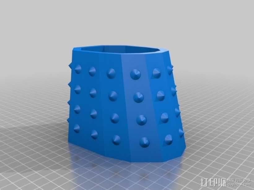 戴立克 3D模型  图21