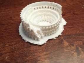 古罗马竞技场  3D模型
