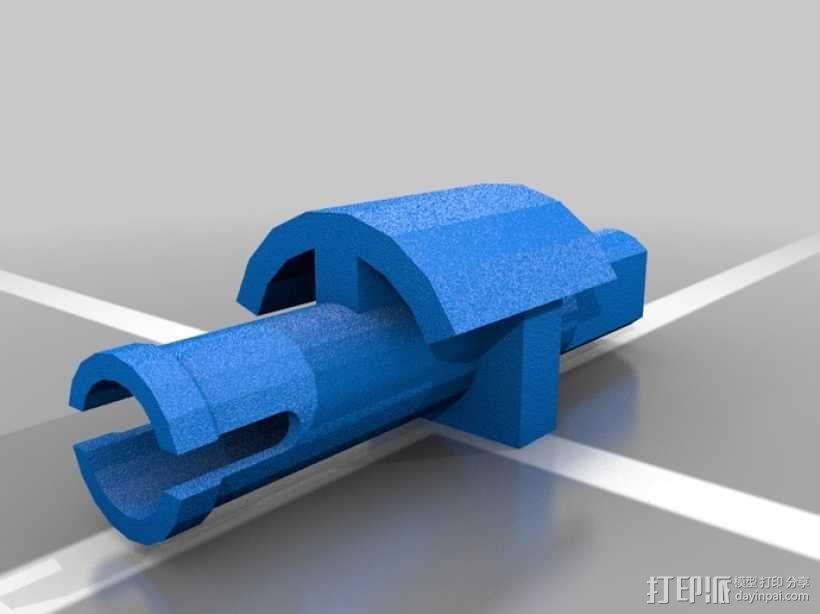 Mad Cat MKII 装甲机器人 3D模型  图12