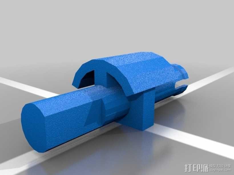 Mad Cat MKII 装甲机器人 3D模型  图13