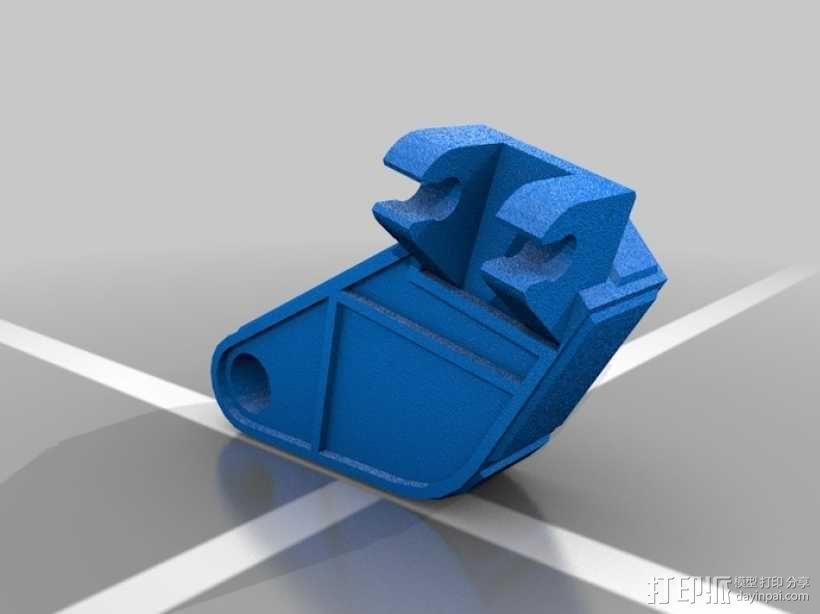 Mad Cat MKII 装甲机器人 3D模型  图39