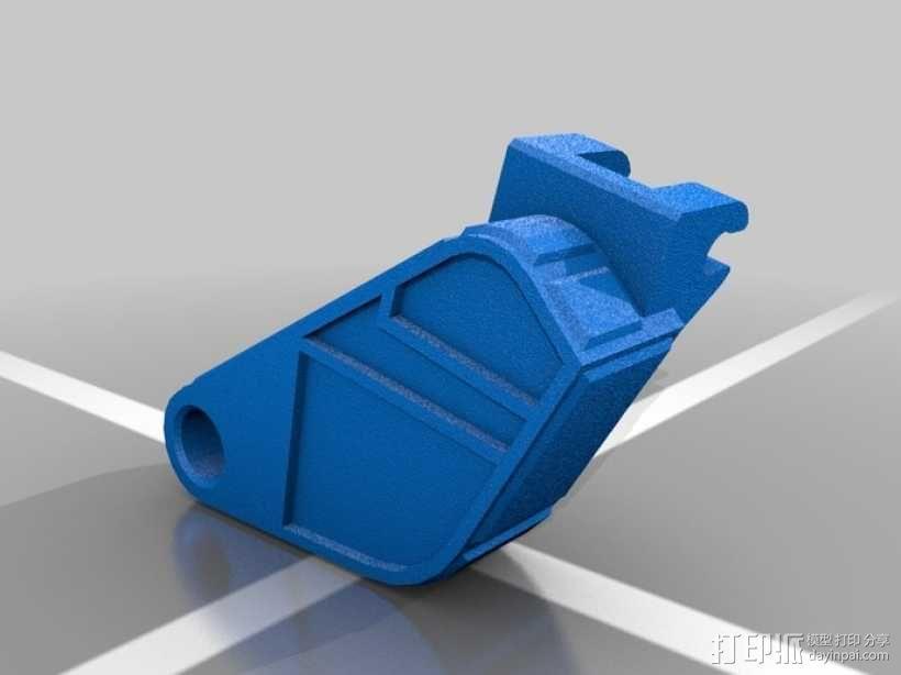 Mad Cat MKII 装甲机器人 3D模型  图38