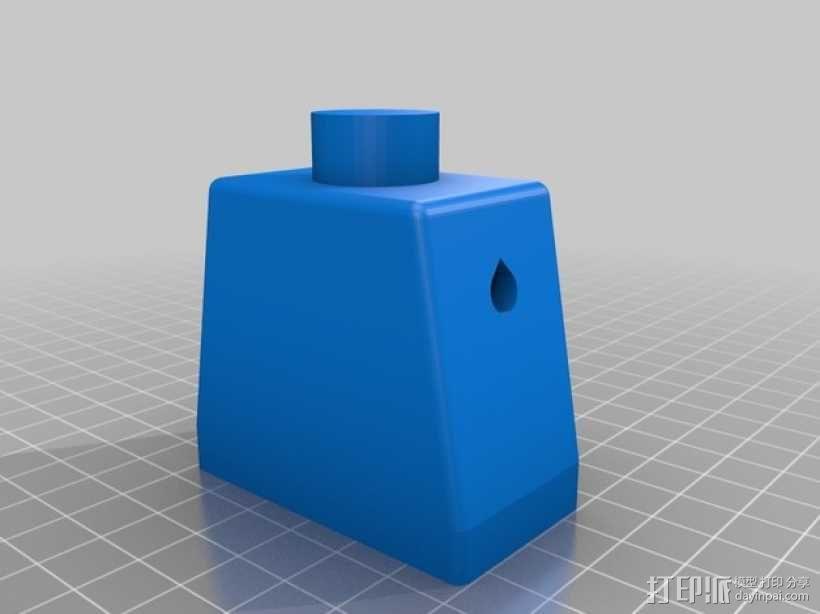 乐高人偶 3D模型  图6