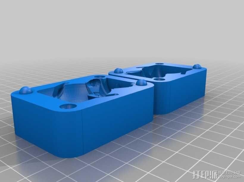 动画《南方公园》 凯尔 3D模型  图2