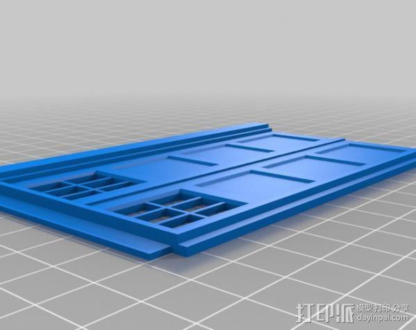 塔迪斯 3D模型  图5
