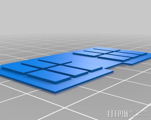 塔迪斯 3D模型  图10