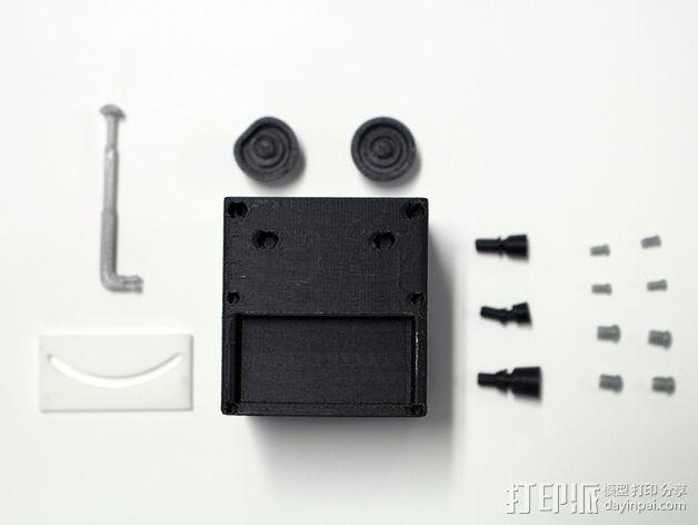 Chocobot机器人 3D模型  图4