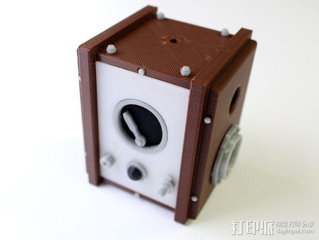 Chocobot机器人 3D模型  图7