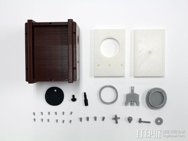 Chocobot机器人 3D模型  图6