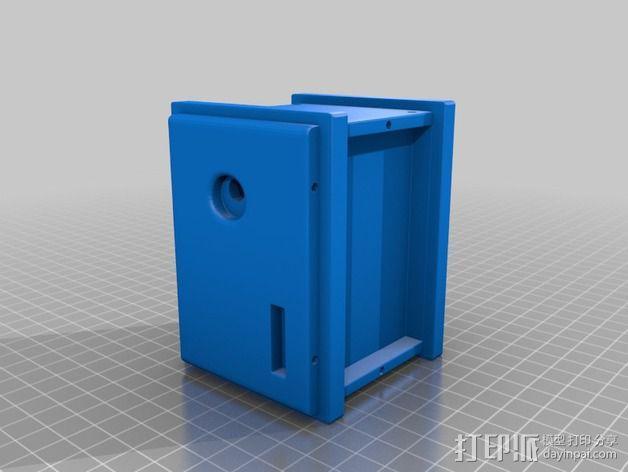 Chocobot机器人 3D模型  图13