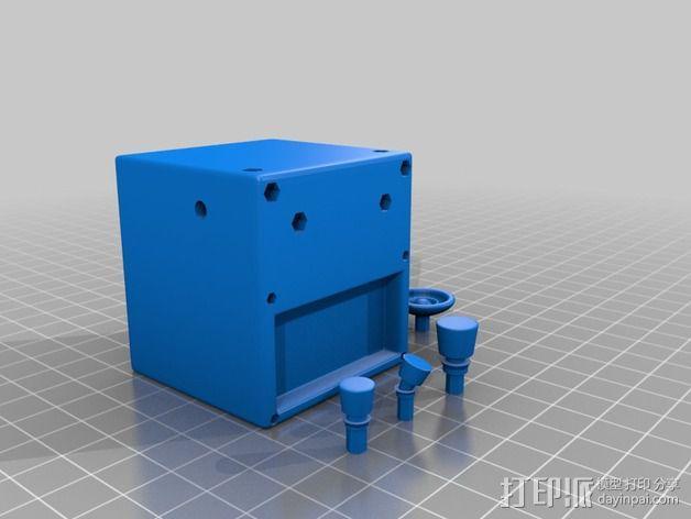 Chocobot机器人 3D模型  图12