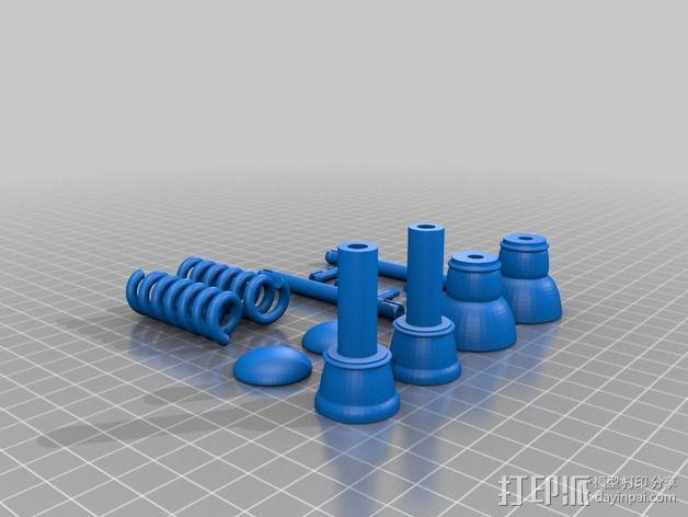 Chocobot机器人 3D模型  图17