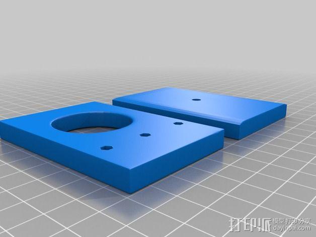 Chocobot机器人 3D模型  图18
