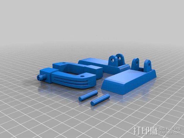 Chocobot机器人 3D模型  图24