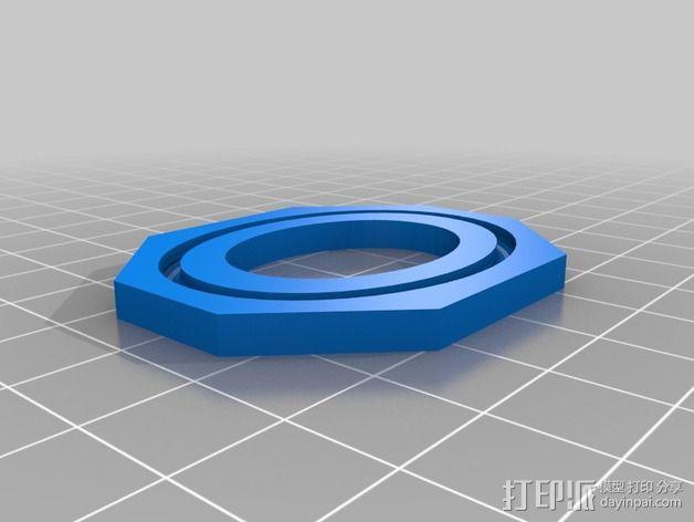 Corvo折刀 3D模型  图9