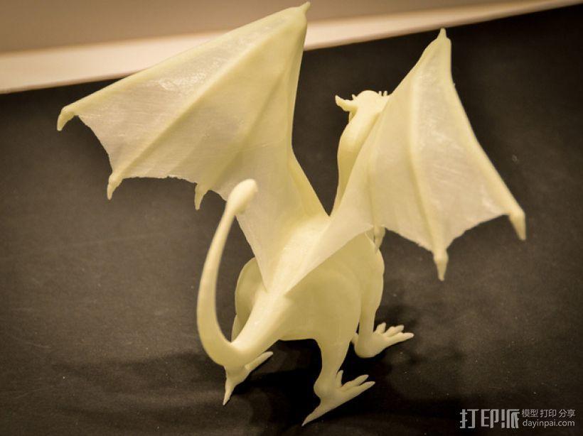 飞龙 3D模型  图7