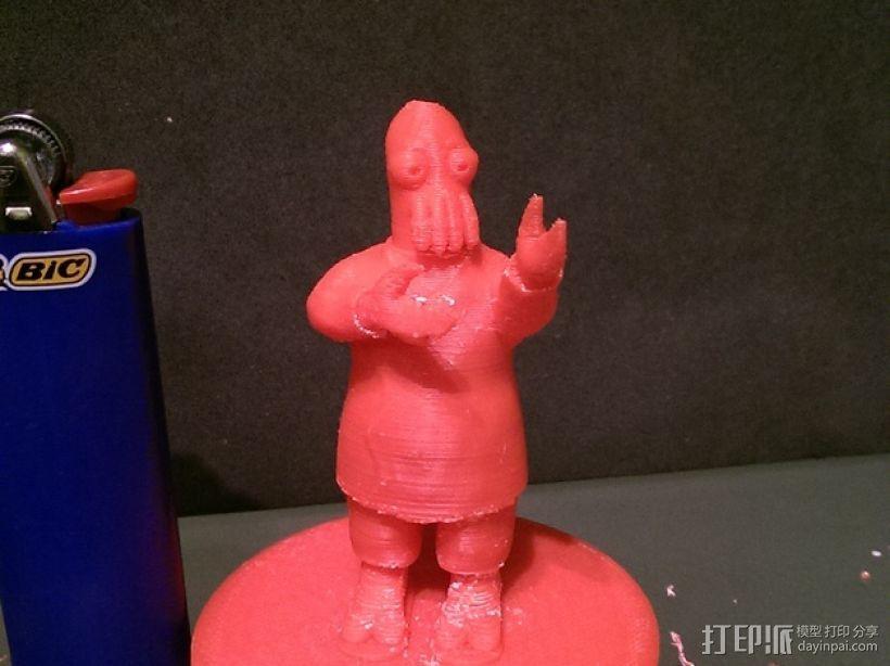 Zoidberg 外星人医生 3D模型  图6